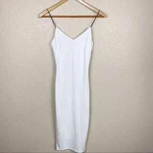 The Vintage Shop white dress EUC size XS